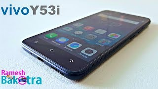 Vivo Y53i Unboxing and Full Review