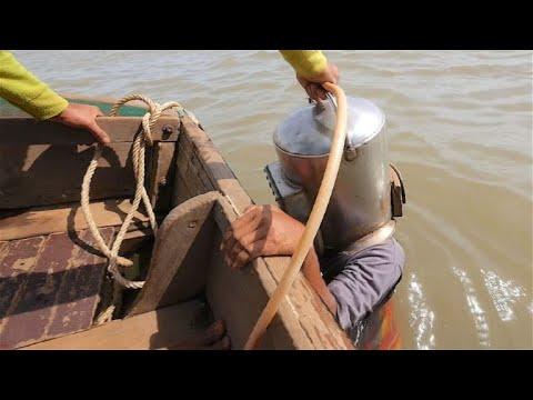 Auf der Suche nach Bangkoks versunkenen Schätzen