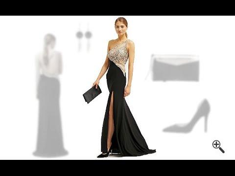 Figurbetonte Kleider in Lang + 3 schöne Outfit Ideen für Klaudia ...