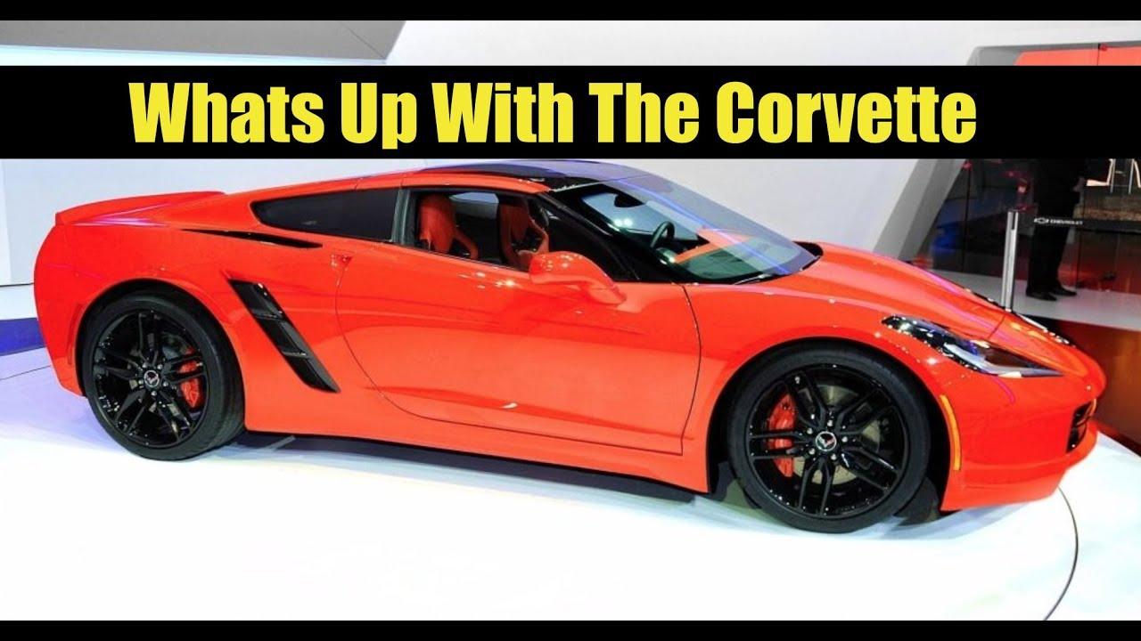 2020 C8 Corvette 2019 Corvette ZR1 - Whats up with the Corvette? - YouTube