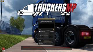 How to install and use TruckersMP for ETS2 & ATS.