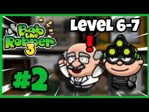 bob-the-robber-3---level-6-7-video-play-game-part-2