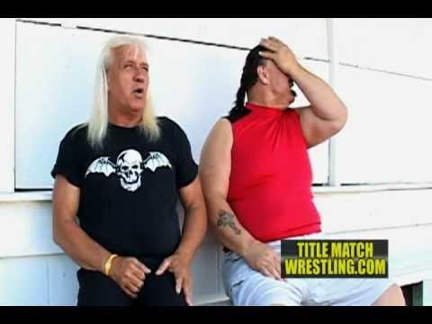 Ricky Morton Shoots On Kevin Nash Match
