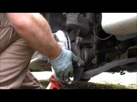 2007 Ford Edge Transmission Slipping >> New Front Brake Rotors Install Ford Taurus......Save $3... | Doovi