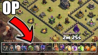 NEW TH9 ATTACK STRATEGY IN CLASH OF CLANS