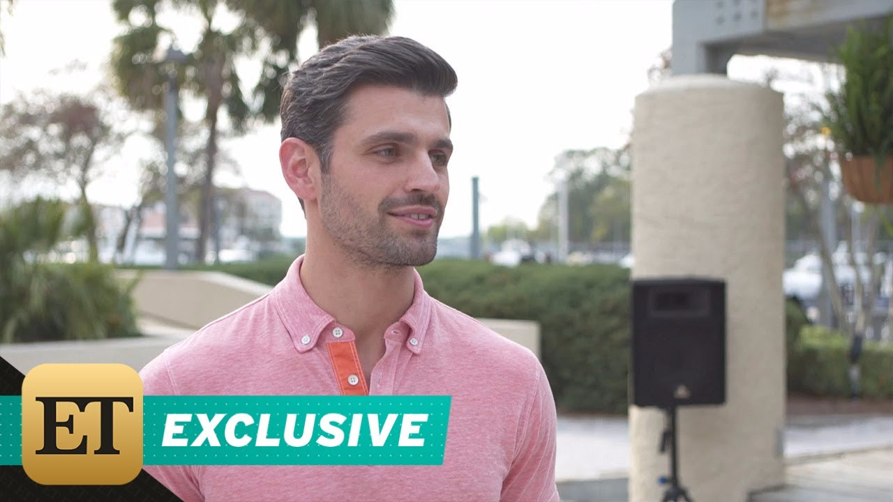 EXCLUSIVE Bachelorette Contestant Peter Kraus On His Feelings For Rachel Being The Bachelor