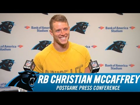 McCaffrey: It's about proving myself right