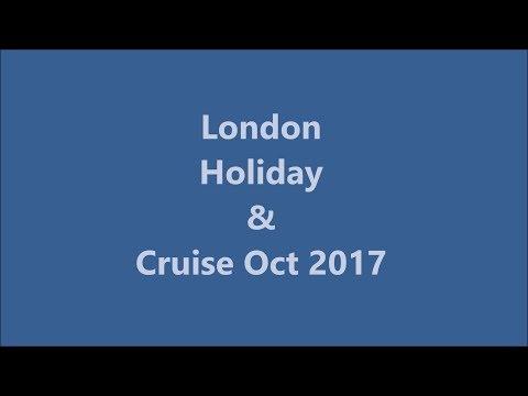 Holiday & Cruise Oct 2017