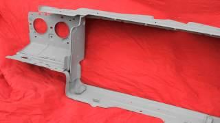1967 Cutlass Radiator Core Support