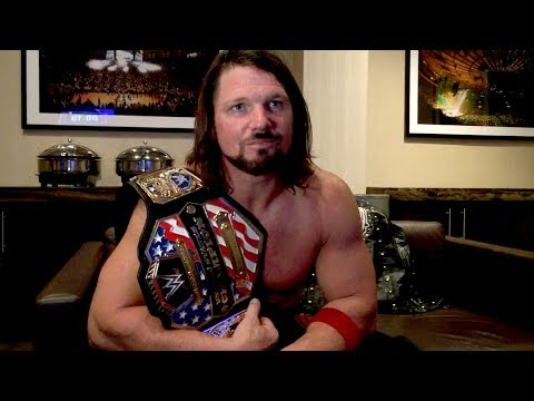 AJ Styles wonders if Kevin Owens deserves a U.S. Title rematch: Exclusive, July 7, 2017