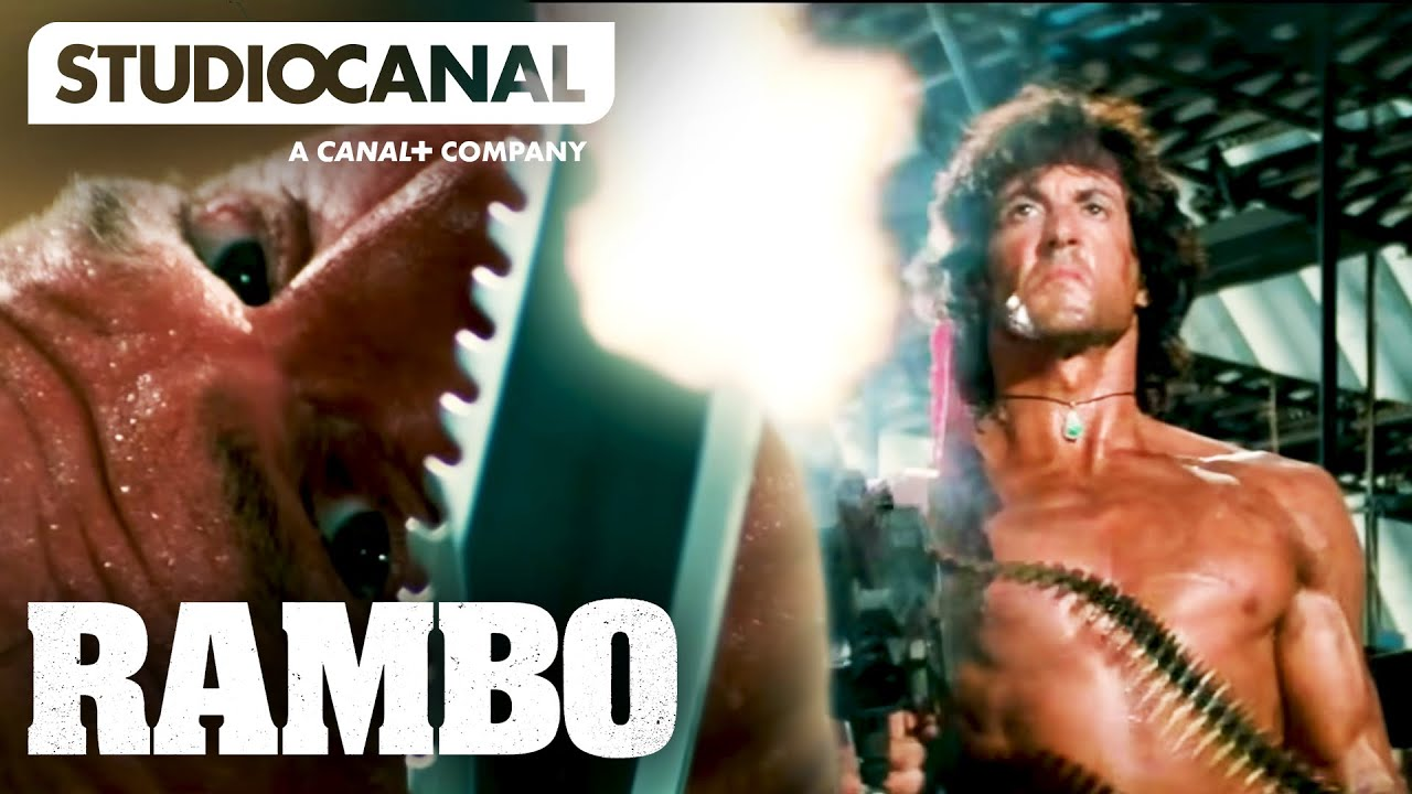 Download Rambo & Murdoch | Rambo: First Blood Part II with Sylvester Stallone