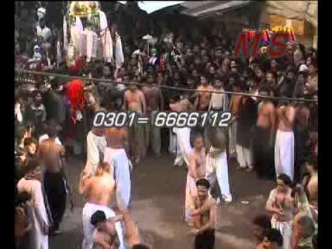 10 Muharram 2009 Imamia colony by wajahat shah
