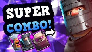 Video DARK PRINCE is BACK!! TMD YaoYao's New Golem Lumberjack Deck! download MP3, 3GP, MP4, WEBM, AVI, FLV Agustus 2017
