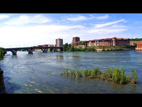 Toulouse, France - Ville, city tour, guide, visit , travel,