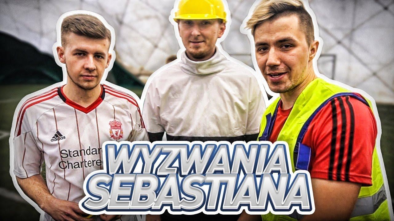 WYZWANIA SEBASTIANA V2! (ft. LACHU, VIBE, N3JXIOM, KOZA) / DEV