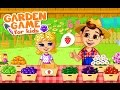 Garden kids - NEW game! Gardening for kids #bubadu#