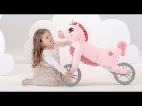 My Buddy Wheels - Our Lovely Unicorn  |  Balance Bike for Toddlers Age 2 Years +