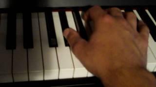 Sweet Home Alabama piano solo tutorial - part 1