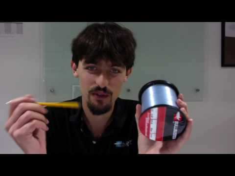 Spooling A Spinning Reel With Monofilament Fishing Line