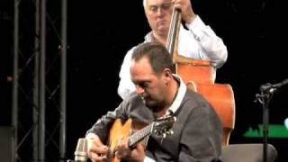 The Rosenberg Trio Live at VIDOR Festival, Nyíregyháza, Hungary, on...