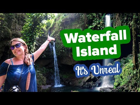 Untouched Caribbean Island. Can't Believe This Exists 😲 Explore Dominica In The Caribbean 🇩🇲