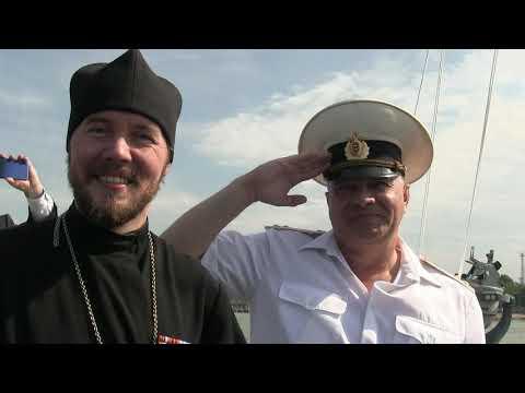 """""""ВИТЯЗИ"""" на параде в Балтийске 2019 год"""