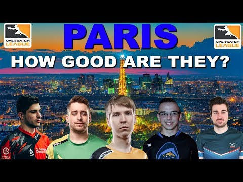 HOW GOOD IS THE PARIS OWL TEAM?
