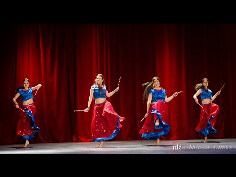 DHAANI CHUNARIYA | Bollywood with Dandiya Dance by Kahani Dance Group