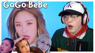 MAMAMOO - 고고베베(gogobebe) MV REACTION!!