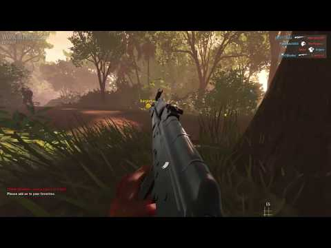 "High Ping Guerrilla in Jungle Raid - Rising Storm 2: Vietnam ""AKA Battlegrounds"""