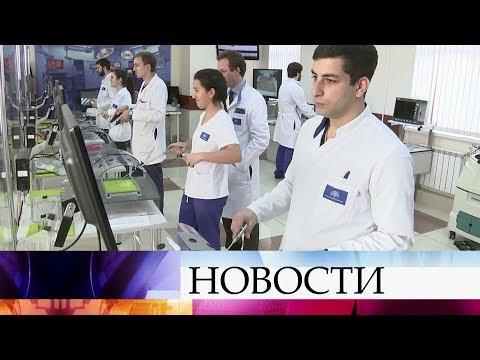 Медицинский университет имени Сеченова отмечает 260-летие.