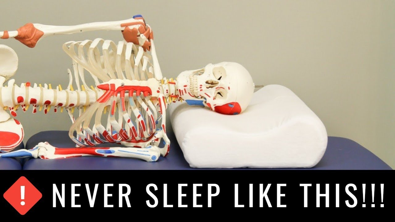 Download Shoulder Pain? NEVER Sleep In These 3 Positions. Do THIS Instead!