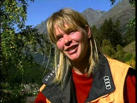 1998 Winter Olympics, Nagano - Katja Seizinger Feature