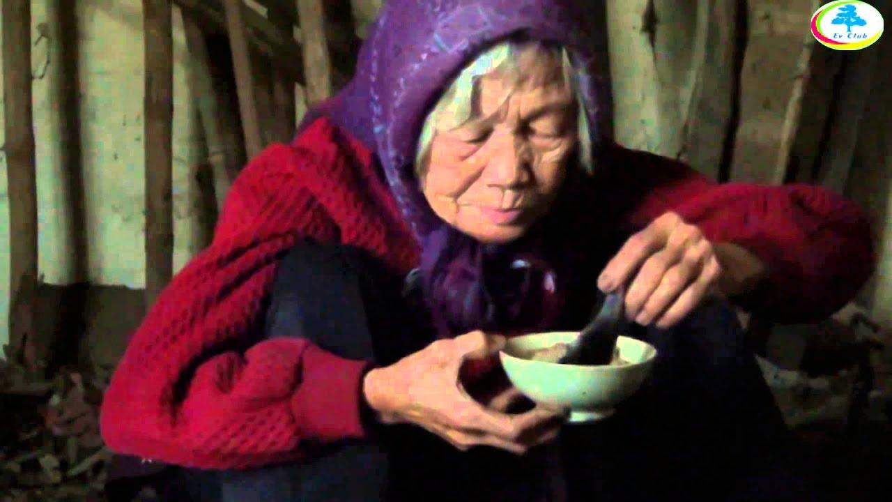 Bóng Già Cô Đơn - Cụ Nguyễn Thị Trải 76 tuổi - YouTube