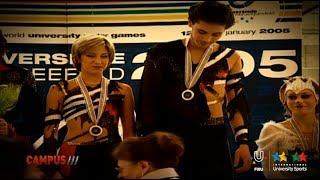Flashback Winter Universiade 2005 - 21th CAMPUS TV Show