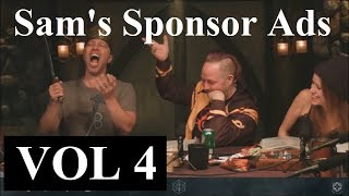 Sam's Sponsor Ads [VOL 4] (Critical Role)