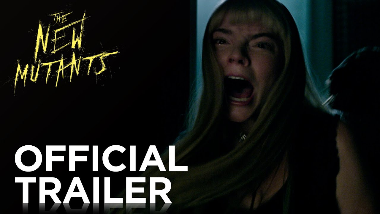 the new mutants official hd trailer 1 2019 youtube. Black Bedroom Furniture Sets. Home Design Ideas