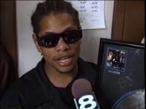 Eazy-E Interview / Live On Stage With Bone Thugs N Harmony