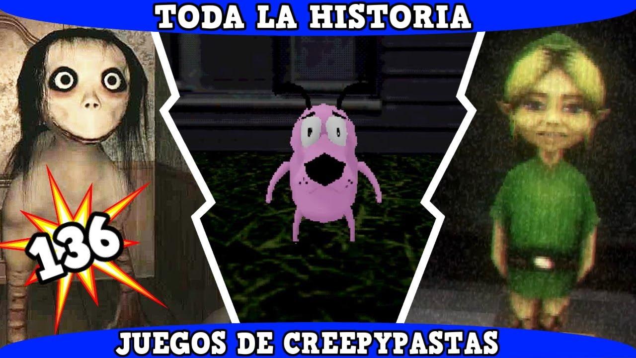 Download Asi son 3 Juegos de Creepypastas en el 2021  Resumen en 10 minutos