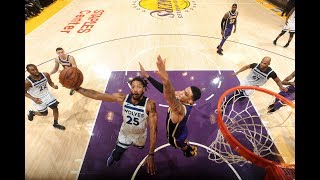 Derrick Rose Sinks 7 Threes vs. Lakers