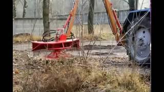 Косилка - кусторез ЕМ-1,3-01