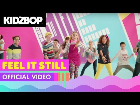 KIDZ BOP Kids – Feel It Still (Official Music Video) [KIDZ BOP 37]