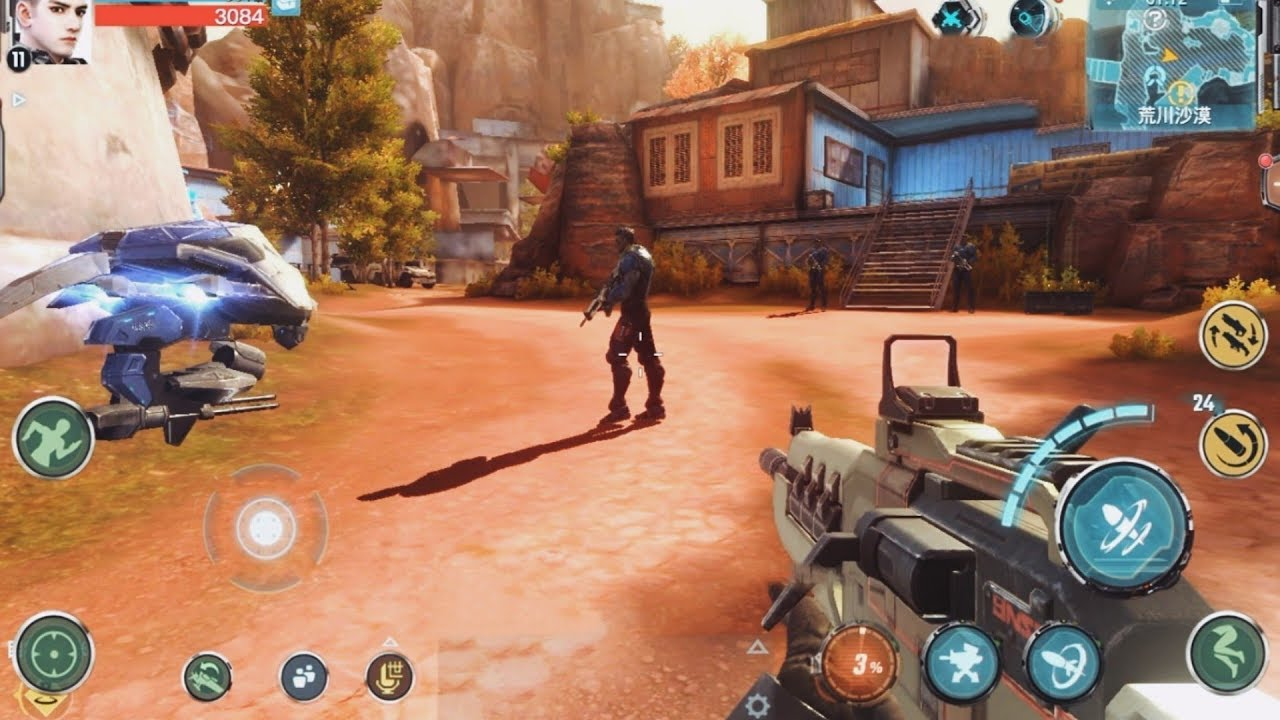 Overwatch Android Game