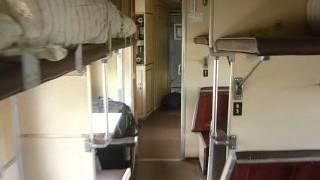 видео Расположение мест в плацкартном вагоне