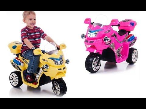 988a46b67 Instrucciones de Armado Moto Electrica a Bateria tres llantas para Niños