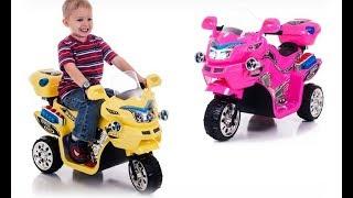 Інструкція складання Велосипед з Мотором в Батарею трьох колісні диски для Дітей