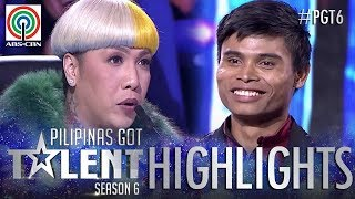 PGT 2018 Highlights: Vice, may nakakatuwang hugot sa talento ni Rodimer