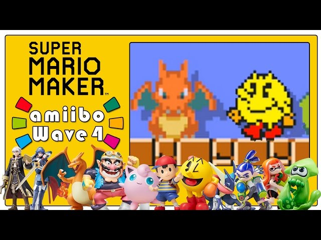 Super Mario Maker: All Costumes And Bonus Characters Detailed [VIDEO
