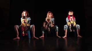 Tanzfilm Trilogie BLUE (Trio)