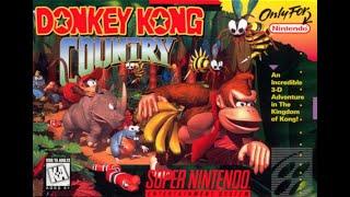 Donkey Kong Country - Bonus Room Blitz